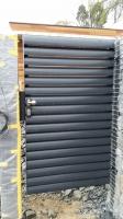 hliníkový profil bat k100 -branka