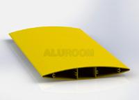 Hliníkový profil extrudovaný - BAT K 250 3D barva RAL
