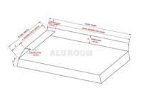 2d parapet balkonový pravý ABC