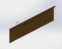 Soklová lišta 6 3D